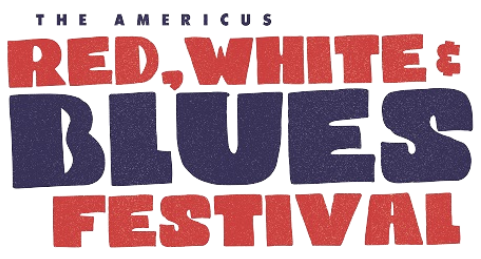 red, white, and blues festival