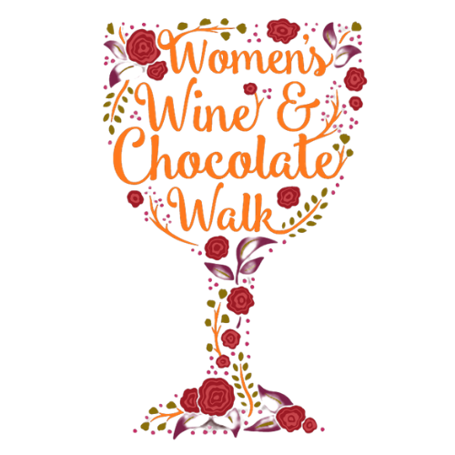 Womens Wine & Chocolate Walk